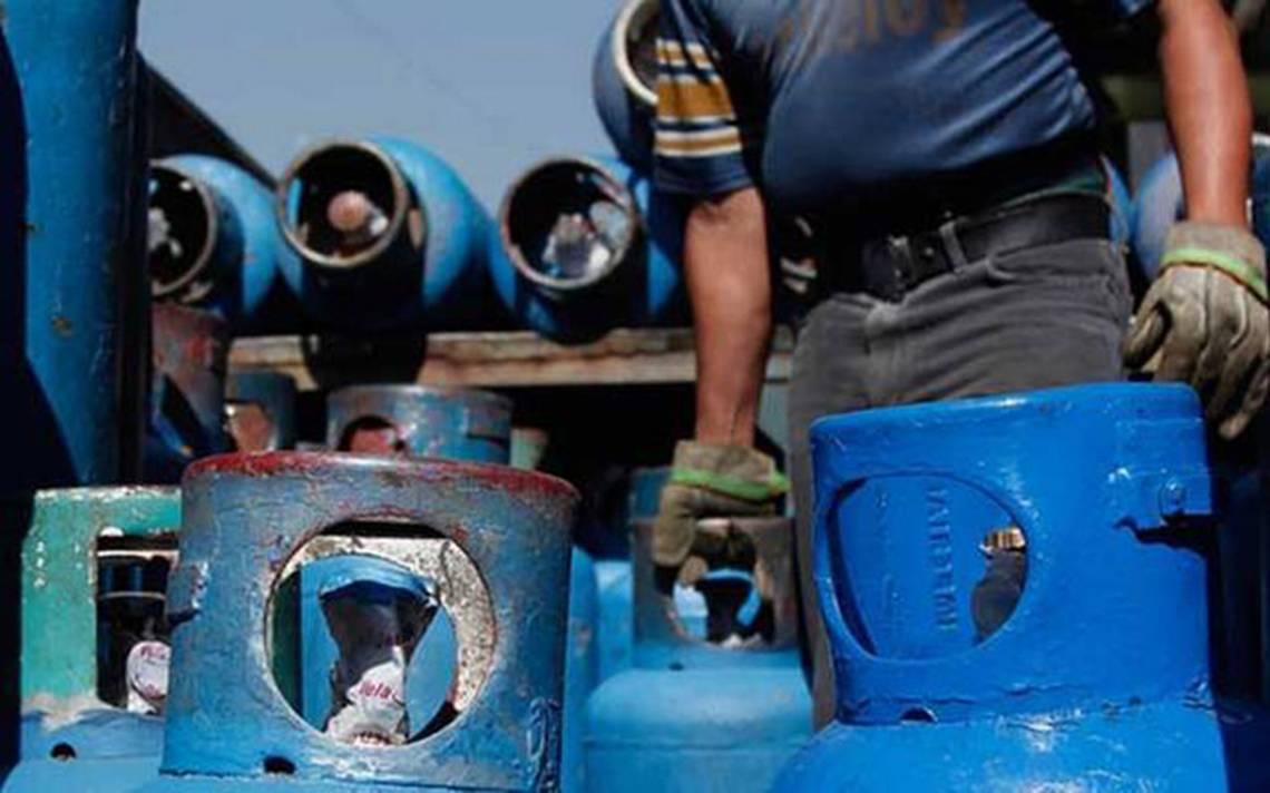 Baja venta de repartidores de gas