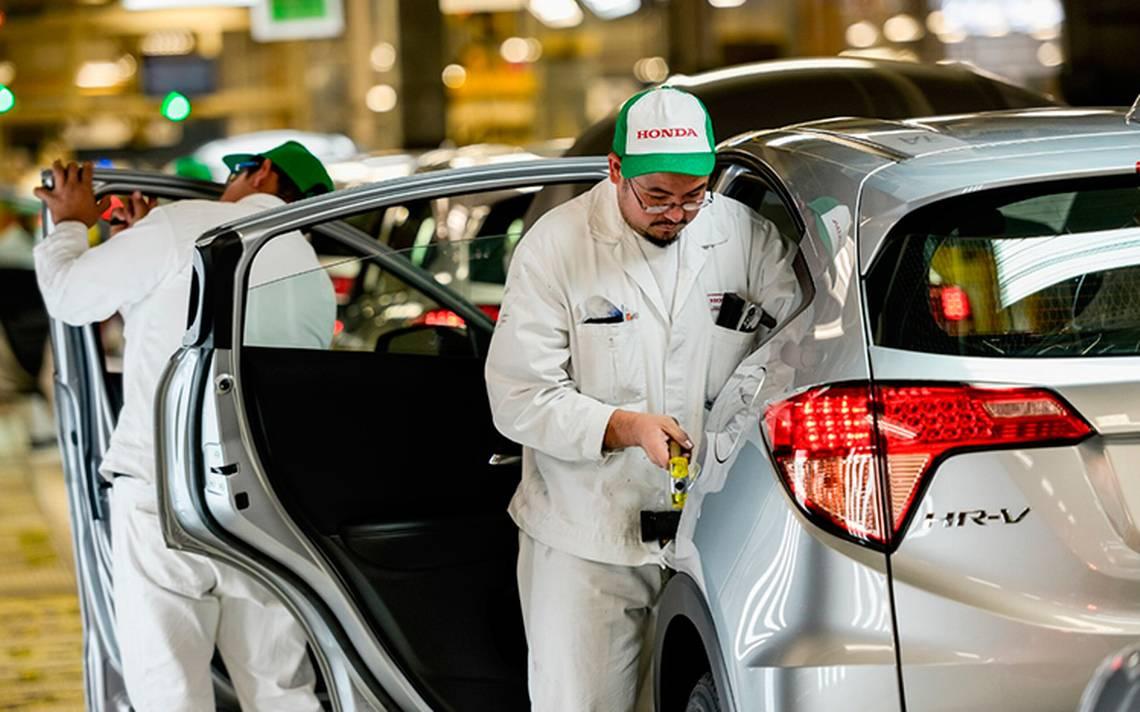 Honda realizará paro de cuatro meses por inundación en planta de Celaya