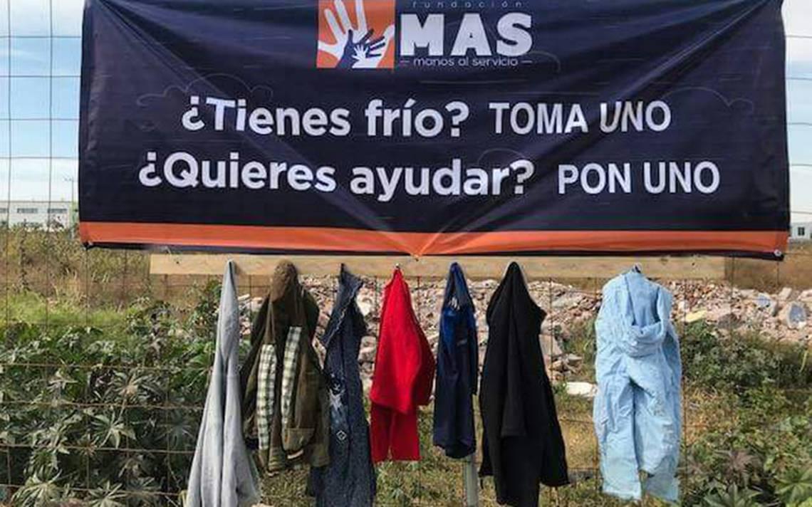 Ofrecen abrigos a personas vulnerables