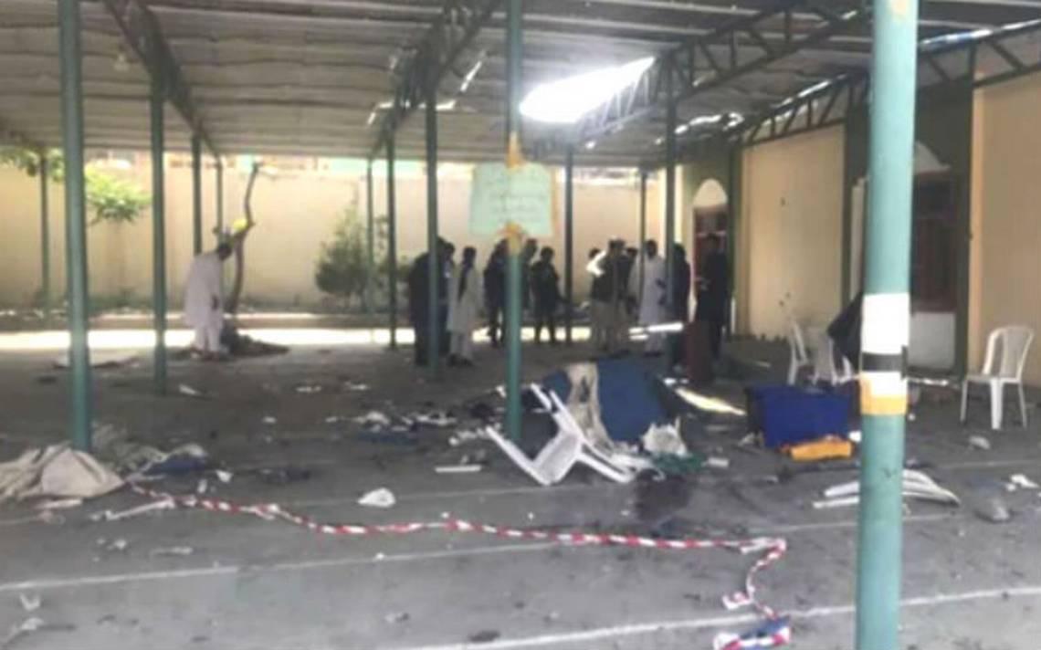 Nuevo ataque contra centro de votantes afganos deja 14 muertos