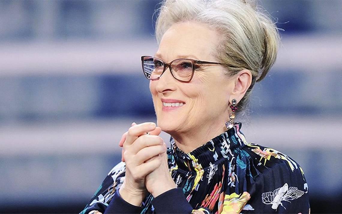 Meryl Streep se suma a lucha de trabajadoras domA�sticas y campesinas