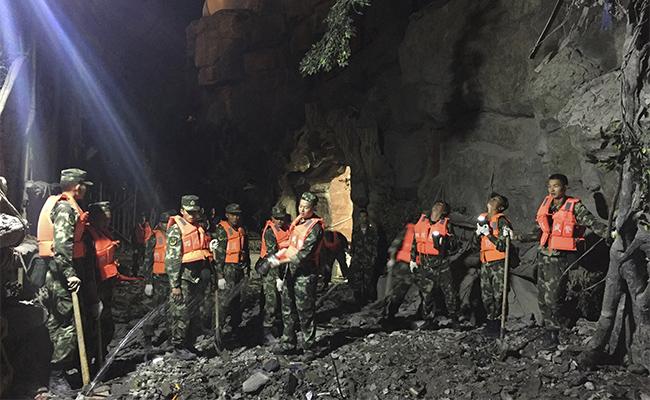 Dos sismos en menos de 24 horas causan 19 muertos y 280 heridos en China