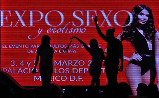 ¡Arranca la sensualidad en la Expo Sexo y Erotismo 2017!