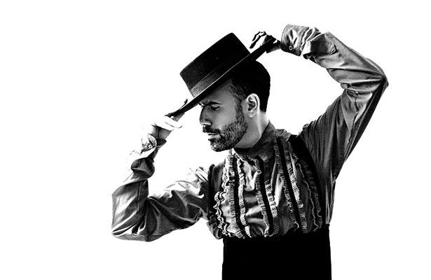 Sebastián Sánchez, una estrella del flamenco