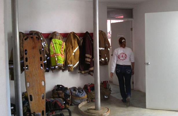 Es muy riesgoso ser bombero en México