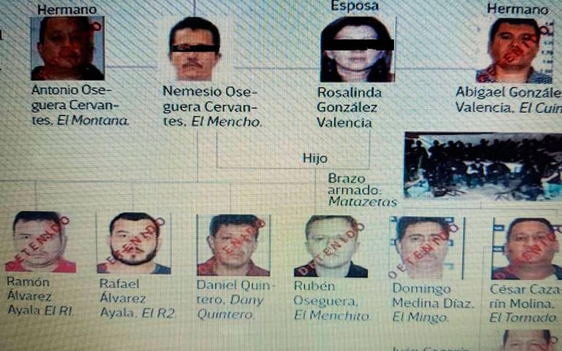 "Juez da suspensión a esposa de ""El Mencho"" para no estar incomunicada"