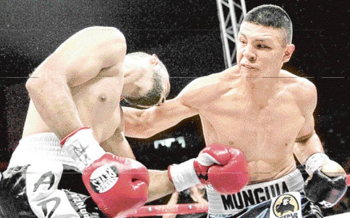 El boxeador Jaime MunguA�a busca quitarle la corona al estadounidense Sadam Ali