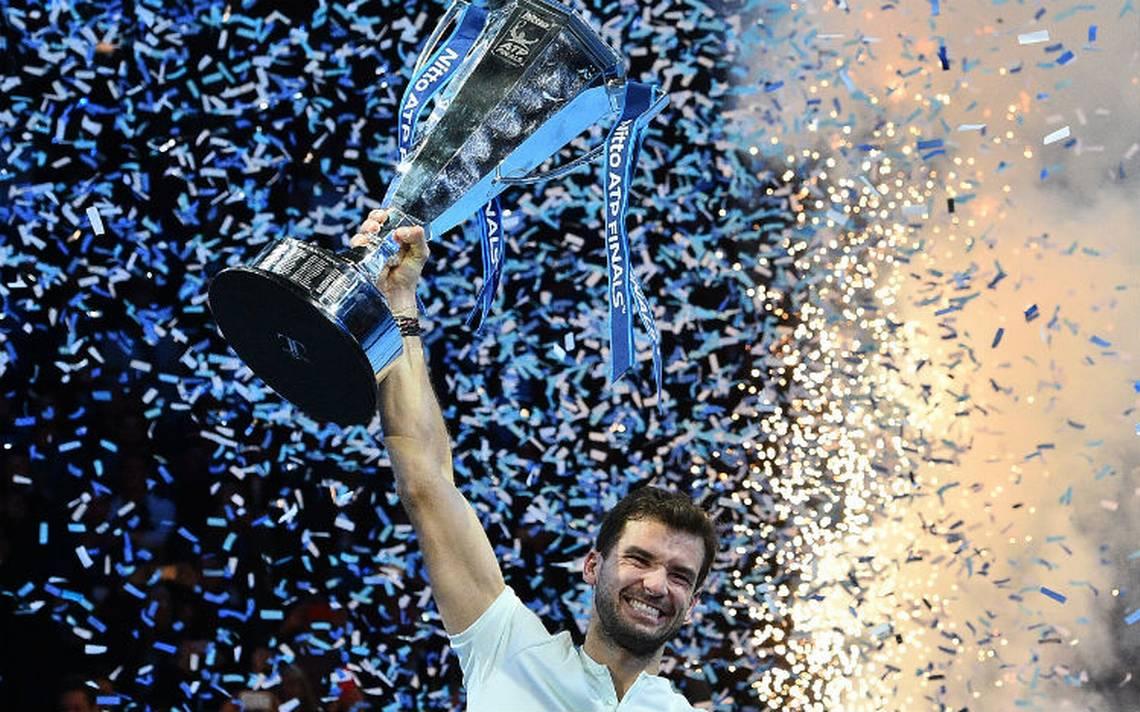 Dimitrov, nuevo campeón del Masters de Londres