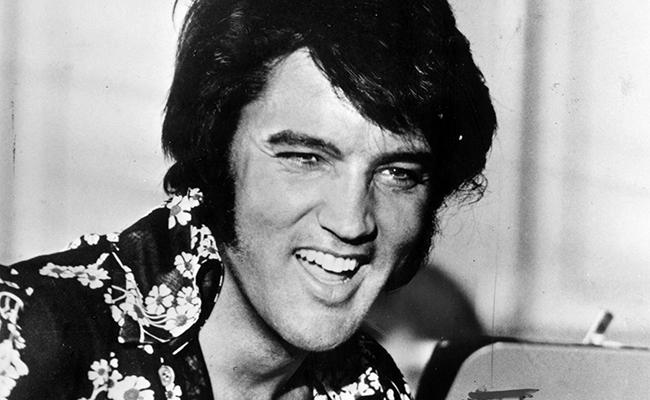Elvis Presley cumpliría 82 años de edad