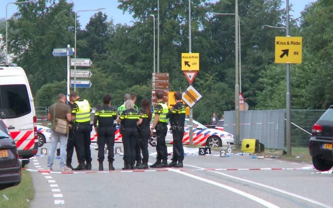 Un muerto deja atropello múltiple tras festival de música en Holanda