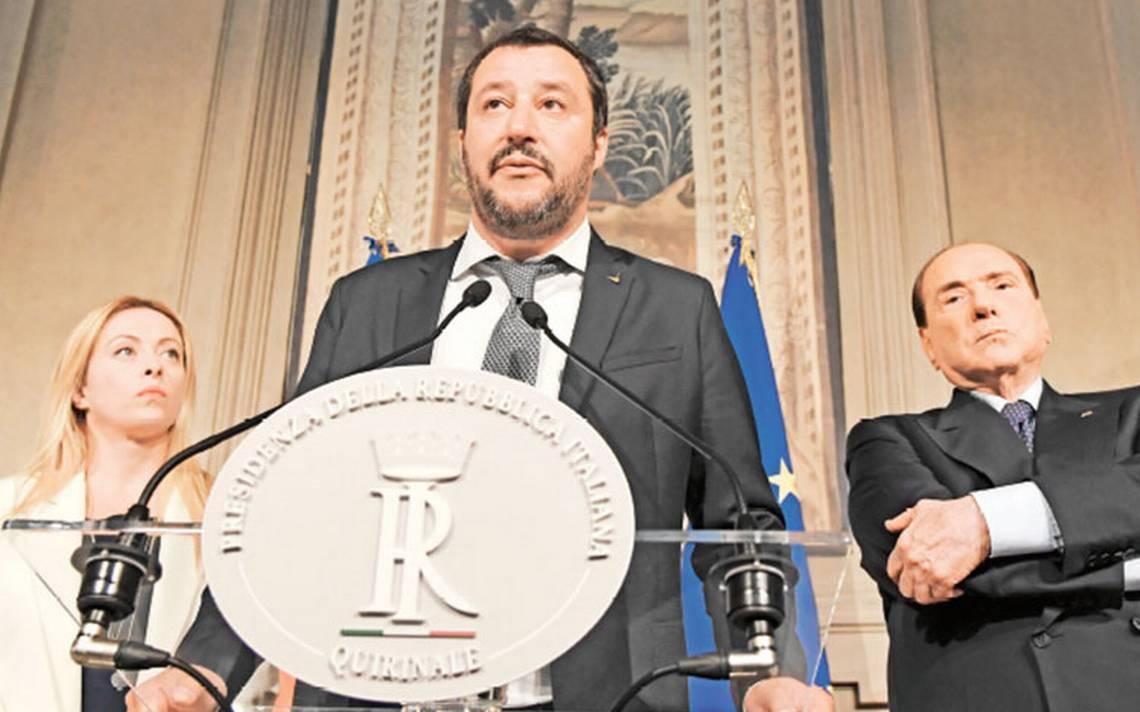 Italia, cerca de repetir elecciones ante crisis política