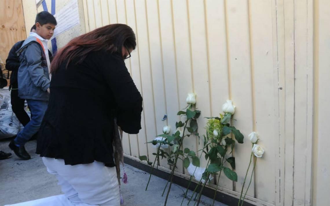 Rinden homenaje a maestras del colegio Rébsamen víctimas del 19S