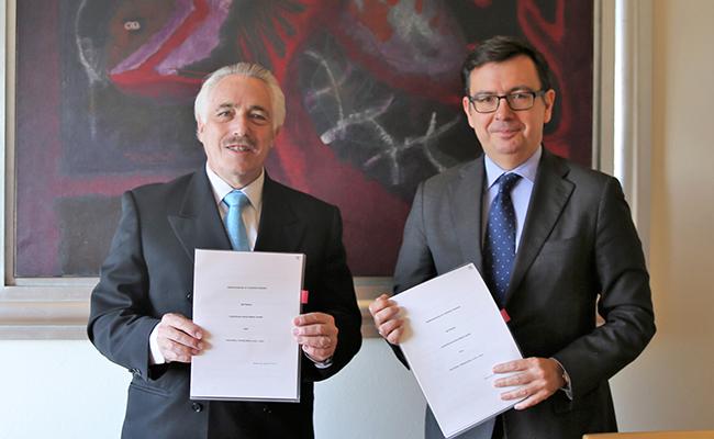 Impulsarán Nafin y Banco Europeo proyectos de desarrollo sustentable