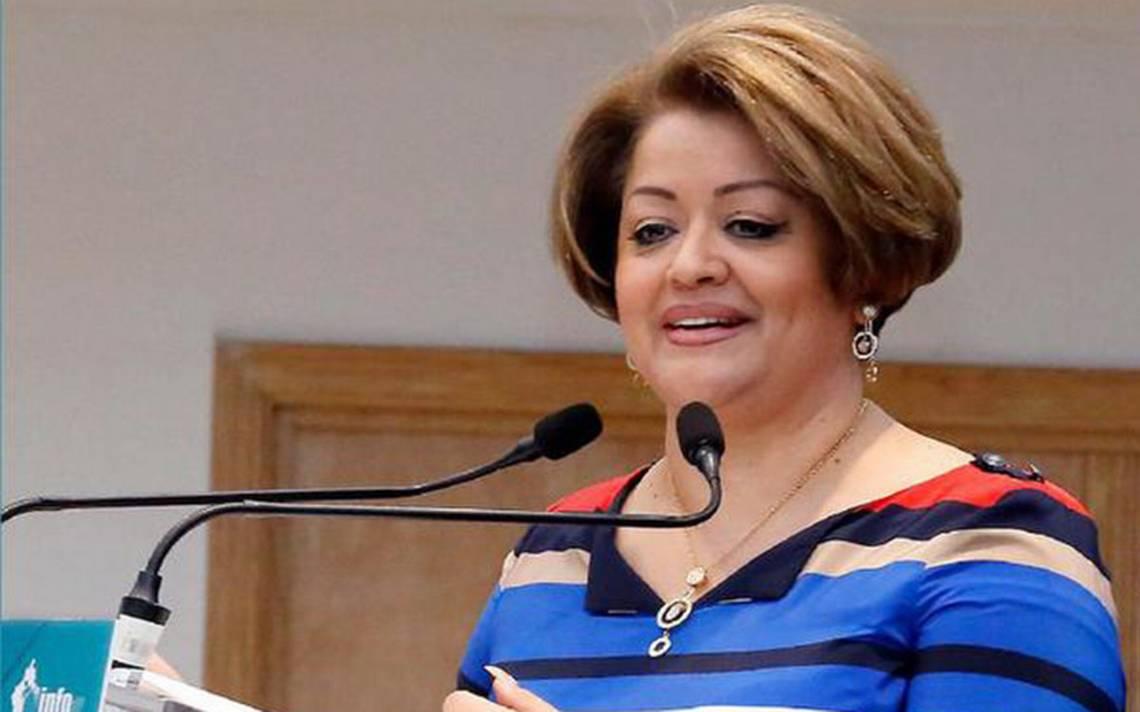Infodf continúa trabajos pese a la ausencia de consejeros: Elsa Peralta