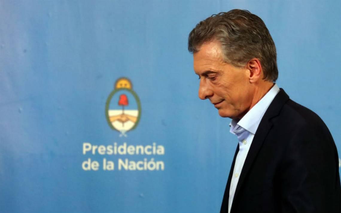Macri reduce su Gobierno de 19 a 10 sus ministerios para enfrentar la crisis