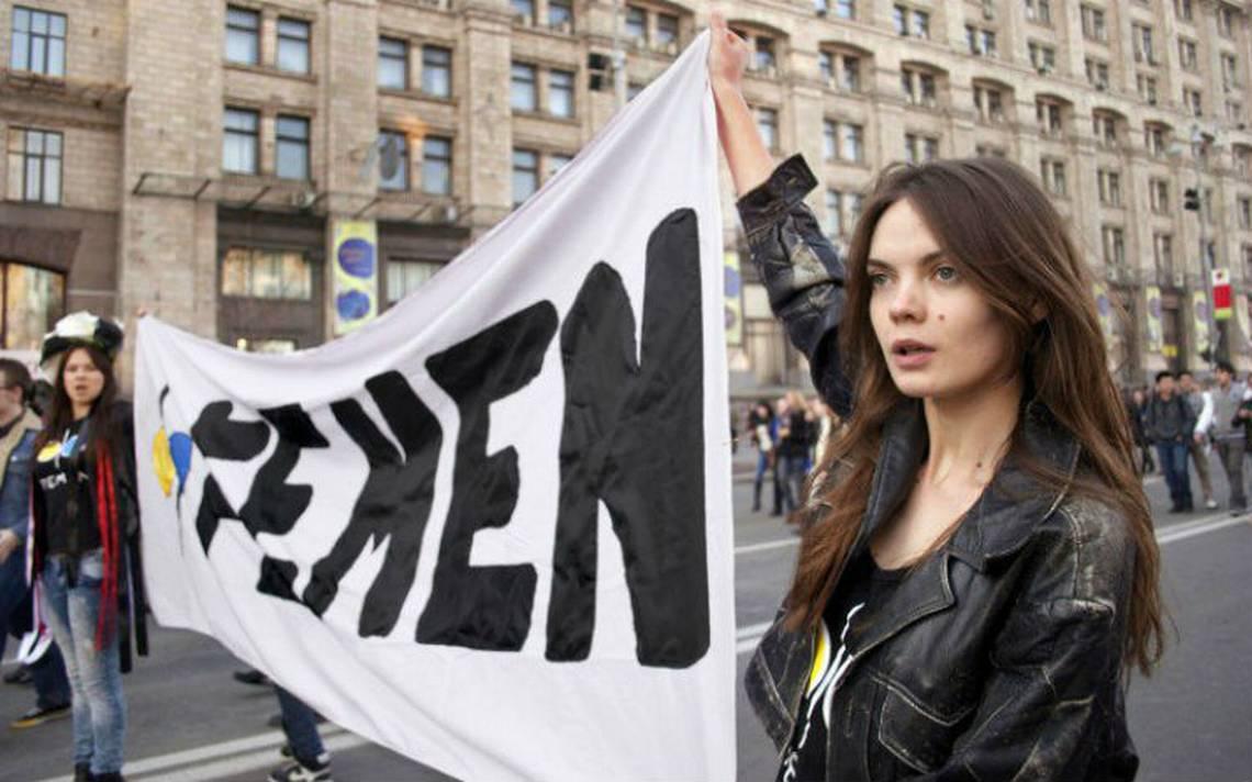 Se suicida cofundadora del grupo feminista Femen en París