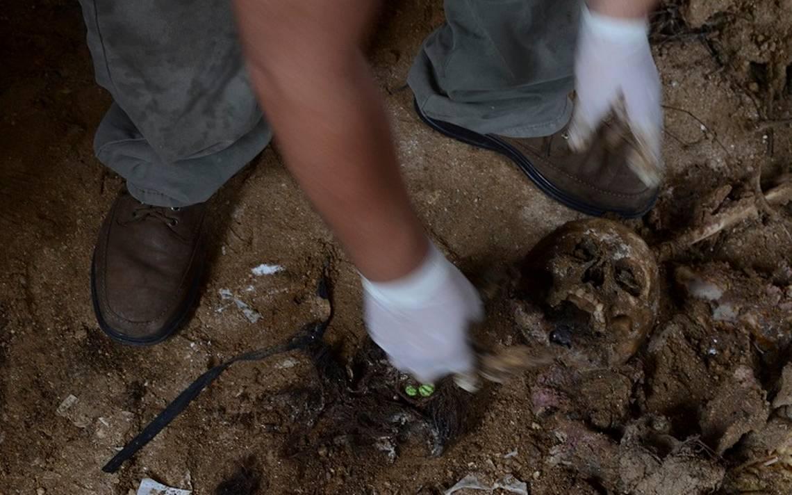 Sepulcros violentos: las crudas cifras de fosas clandestinas en México