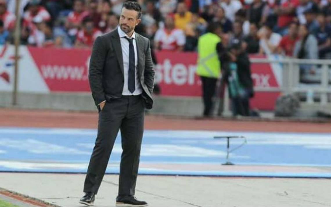Rafa Puente, nuevo técnico del Querétaro