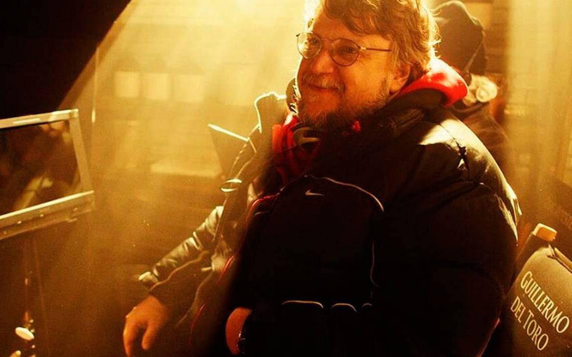 'La forma del agua', de Guillermo del Toro, lidera nominaciones a Globos de Oro