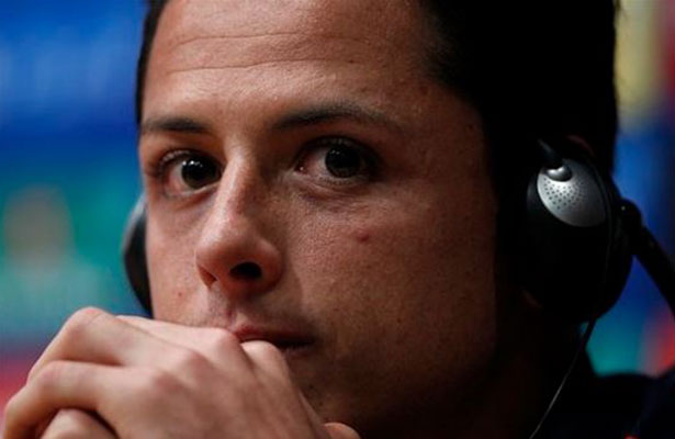 Bayer Leverkusen ya le puso precio a Chicharito Hernández