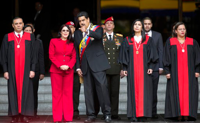 Tras desacato, Tribunal venezolano decide asumir competencias del Parlamento