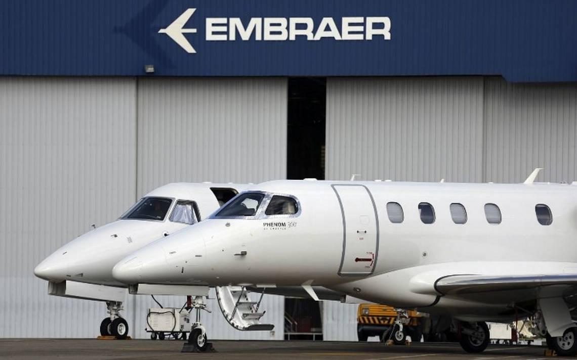 Embraer se dice lista para apoyar investigación de accidente de Aeroméxico