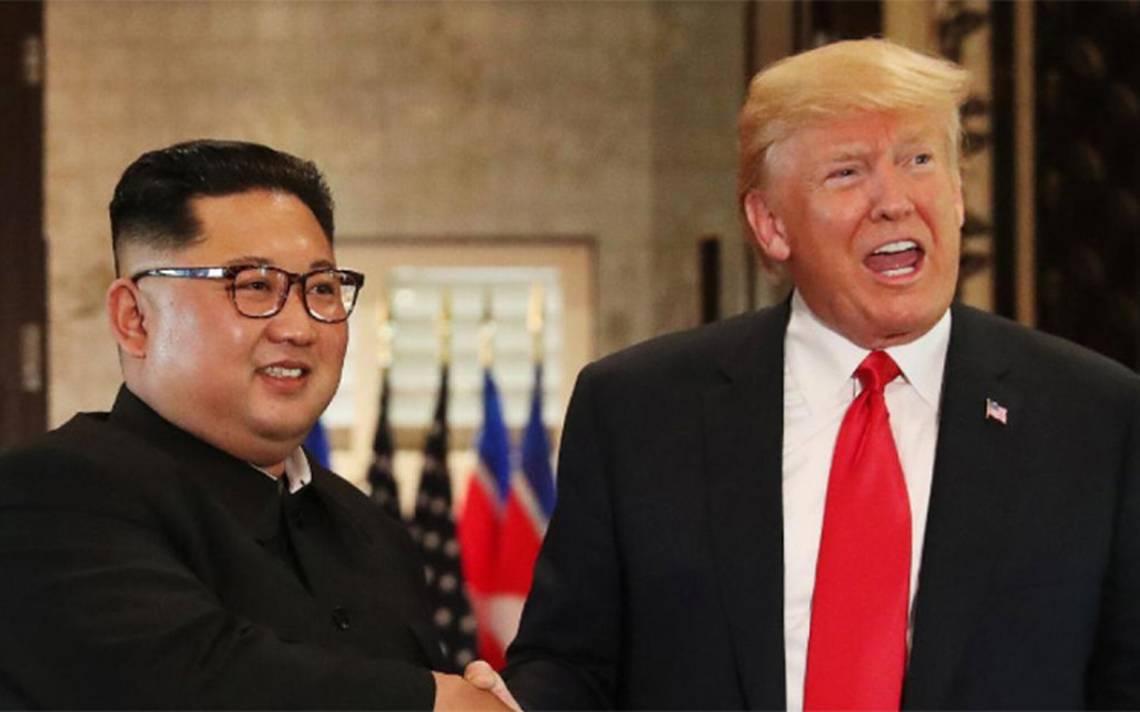Kim Jong-un entrega a EU restos de soldados muertos en la guerra de Corea