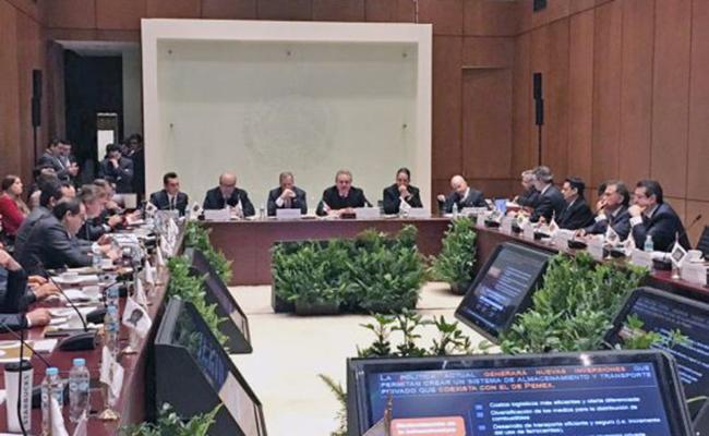 Rechaza Conago el Acuerdo para el Fortalecimiento Económico