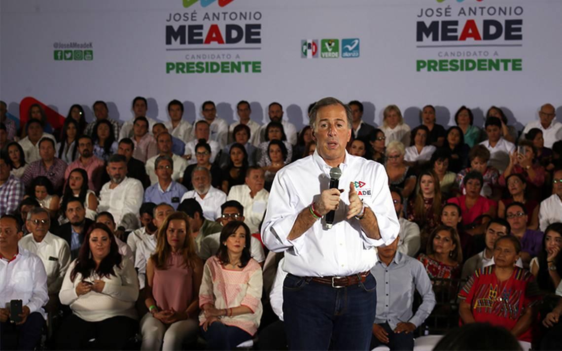 Será un retroceso aceptar un aeropuerto como propone AMLO: Meade