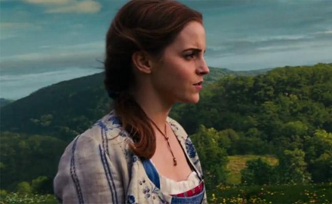 """Emma Watson canta en el nuevo trailer de """"La Bella y la Bestia"""""""