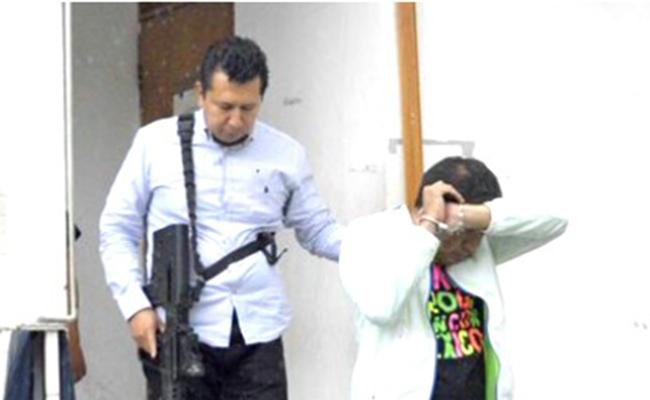 Arrestan a hombre con boletas electorales en Veracruz