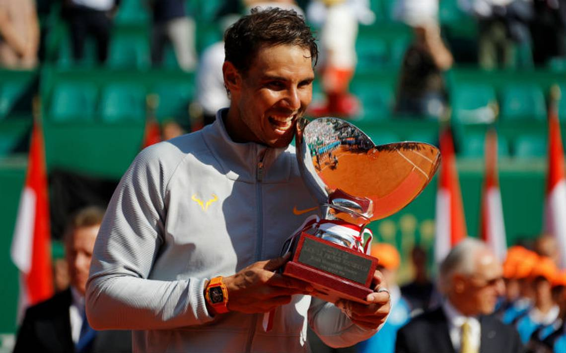 Nadal vence a Nishikori y gana en Montecarlo su título 31 de Masters 1000