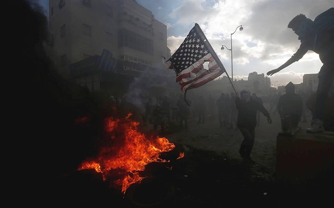 Palestina debe desistir de Jerusalén