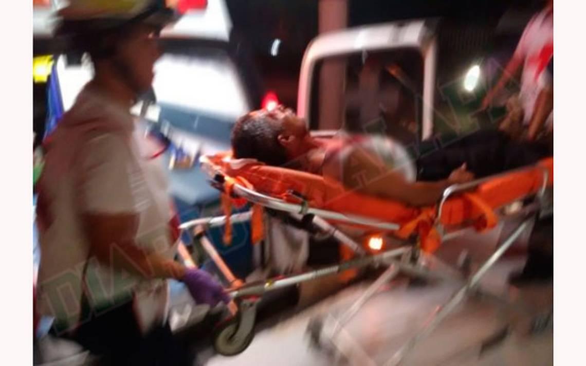 Apuñalan a dos reporteros en Las Choapas, Veracruz