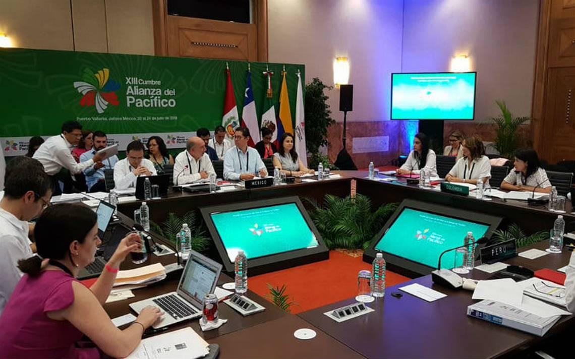 Afinan reunión de ministros y presidentes de la Alianza del Pacífico