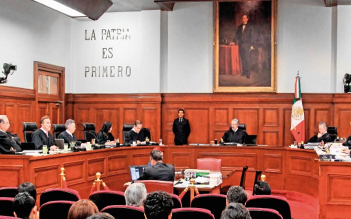 Ellos son quienes asesorarán a López Obrador en la Corte