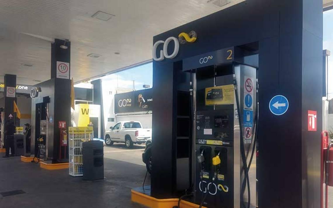 Llega a México GO energy, gasolina de menor impacto al medio ambiente