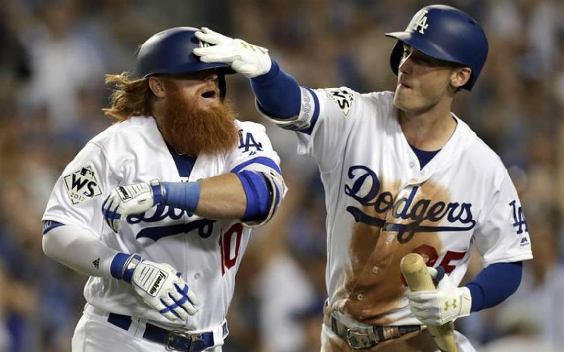Los Dodgers toman ventaja en la Serie Mundial sobre los Astros