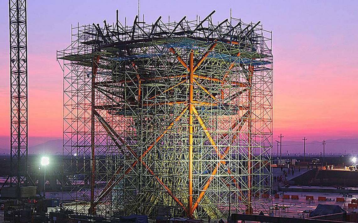 Construcción de NAIM puede costar hasta 439 mil mdp: Academia de Ingeniería