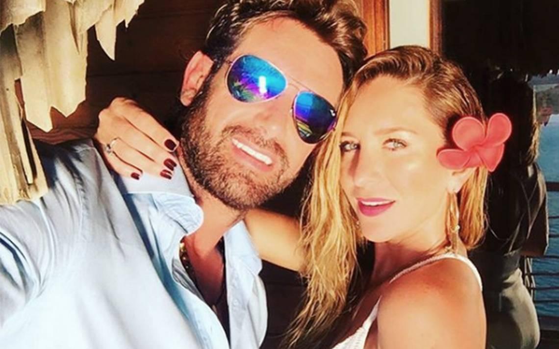 Gabriel Soto revela que su esposa Geraldine Bazán regresa a Televisa