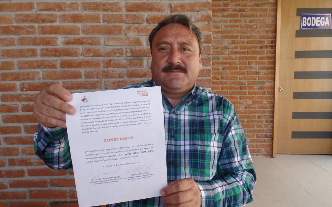 Encuentran a candidato independiente presuntamente secuestrado en Puebla