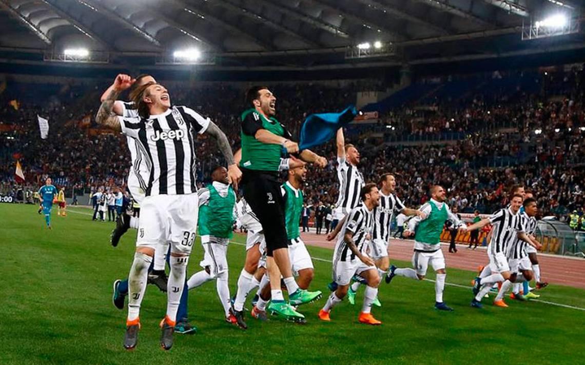 Juventus prolonga su reinado en Italia con el séptimo Scudetto consecutivo