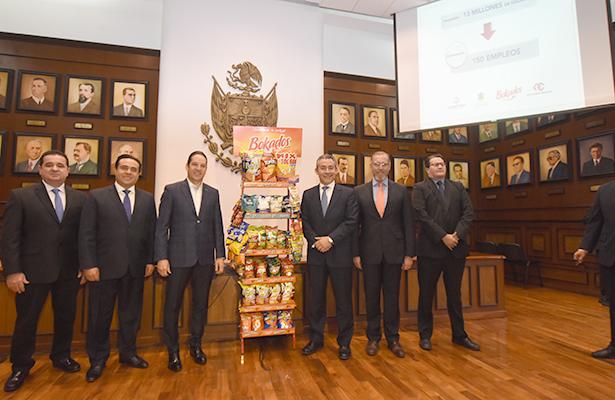 Anuncia Pancho inversión de 300 mdp en Querétaro