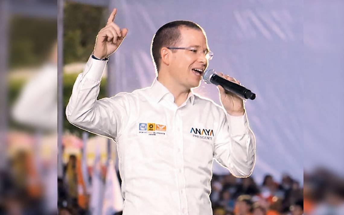 Cimbra Ricardo Anaya a PRD por los gays y abortos