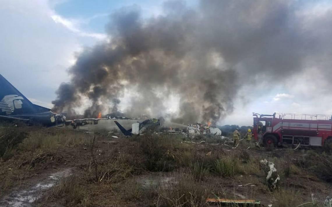 Pasajeros estadounidenses demandan a Aeroméxico por accidente en Durango