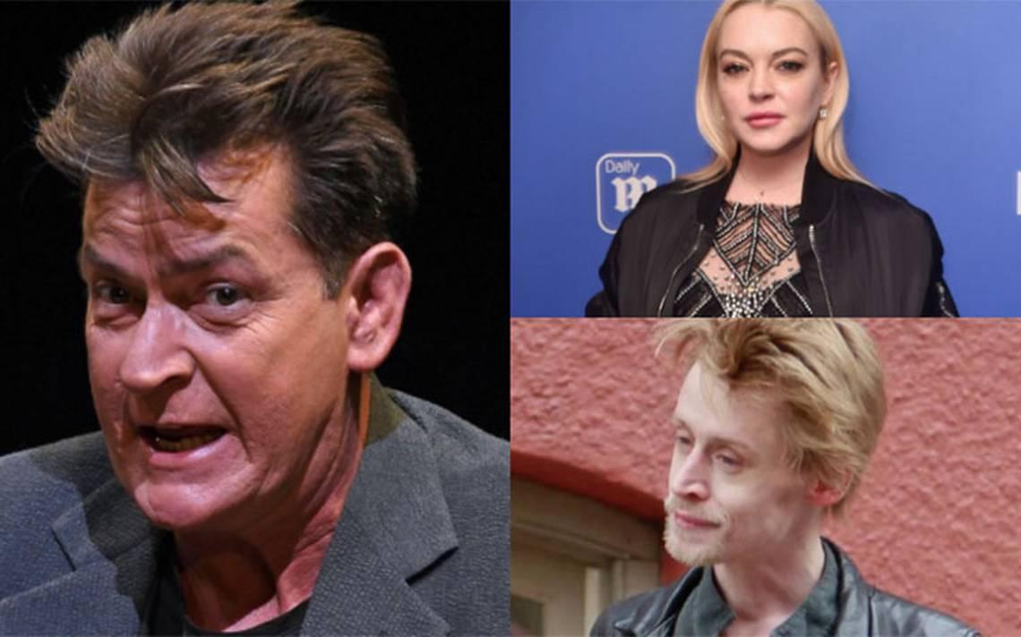 Cuando los famosos y las drogas se vuelven uno mismo