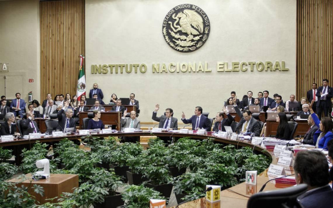 INE e IECM monitorearA?n campaA�as electorales desde el C5