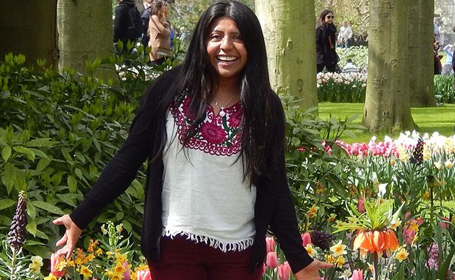 Tania Martínez Cruz, una historia de éxito en los Países Bajos