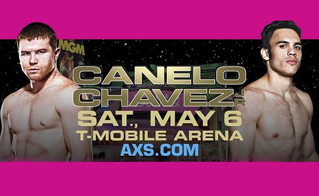 Mañana inicia venta de boletos para pelea Canelo-Chávez Jr