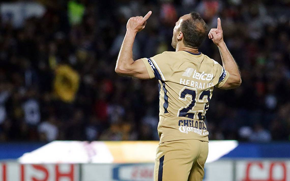 Marcelo Díaz se despide de Pumas con emotiva carta